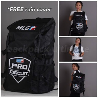 Gaming Bag - Tas Gaming ULTIMATE Backpack - MLG