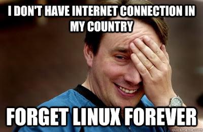 funny linux meme