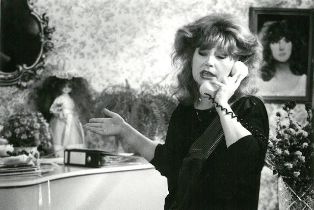 Январь 1986 года. Рига. Алла Пугачева в гостях у Раймонда Паулса в дни празднования 50-летия Маэстро