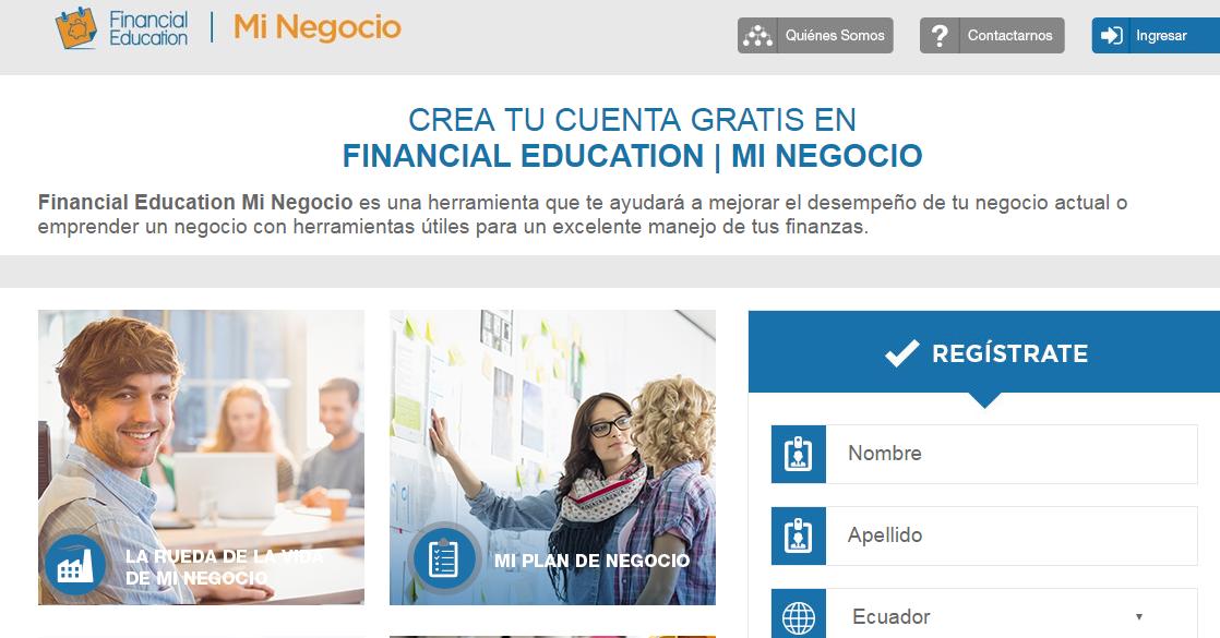 Resultado de imagen para financial education simulador