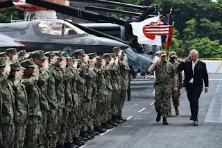 Militer Amerika di Jepang