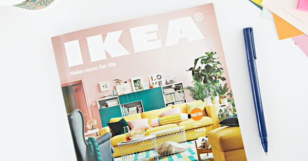 Iheart Organizing The 2018 Ikea Catalog Items Iheart