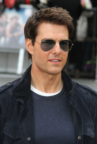 Tom Cruise HairStyle (Men HairStyles)