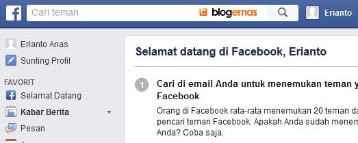 Cara Daftar Akun Facebook Full Gambar