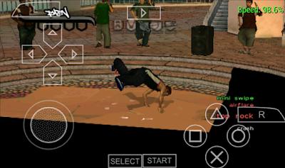 Download B-Boy PSP emulator PPSSPP zona-games.com