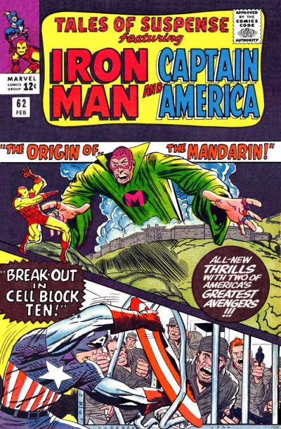 Tales of Suspense #62, Origin of the Mandarin