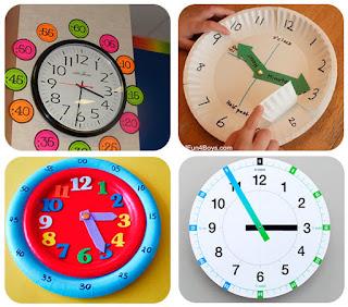 4 Juegos educativos donde para aprender la hora