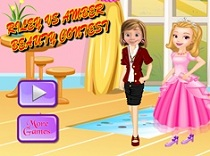 Riley & Amber Beauty Contest