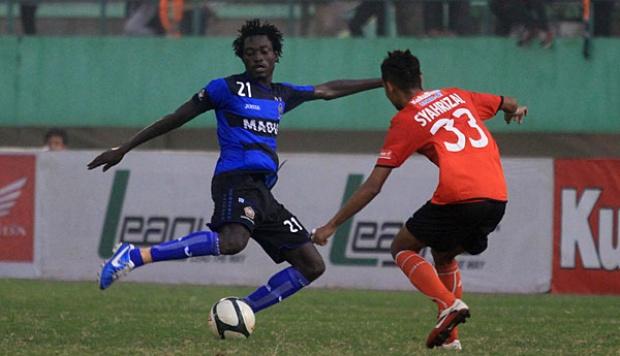 Persepam Madura United VS Persija Jakarta