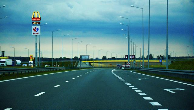 McDonalds highway
