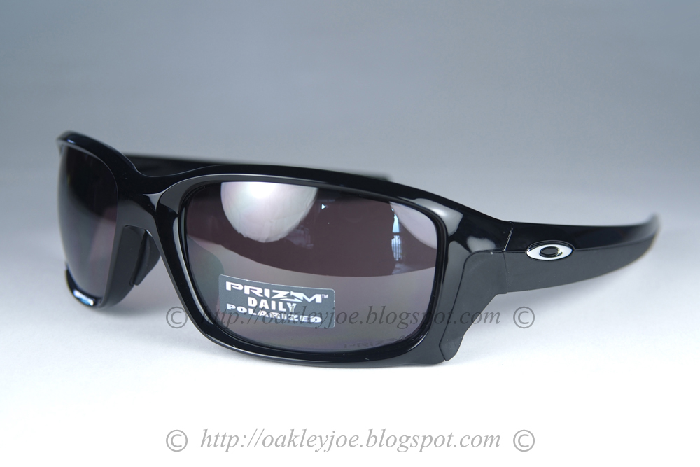 424d50de06 OO9336-05 Straightlink Asian Fit polished black + prizm daily polarized   280 lens pre coated with Oakley hydrophobic nano solution