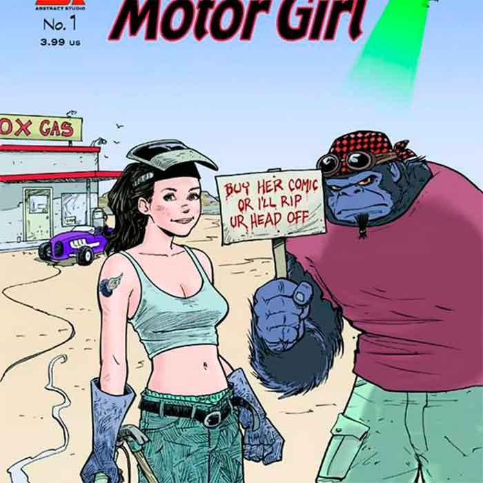 opinion MOTOR GIRL #1