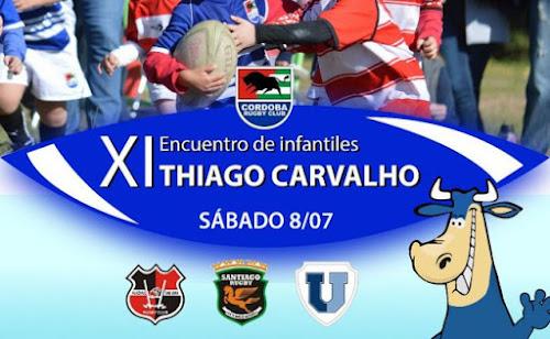 Thiago Carvalho XI Edición