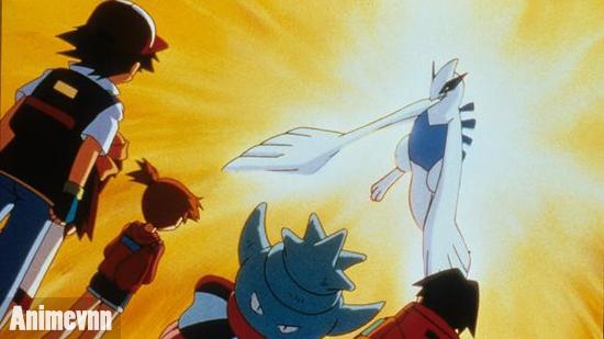 Ảnh trong phim Pokemon Movie 2 -Lugia Huyền Thoại 1