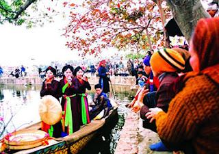 Quan Ho Bac Ninh Singing