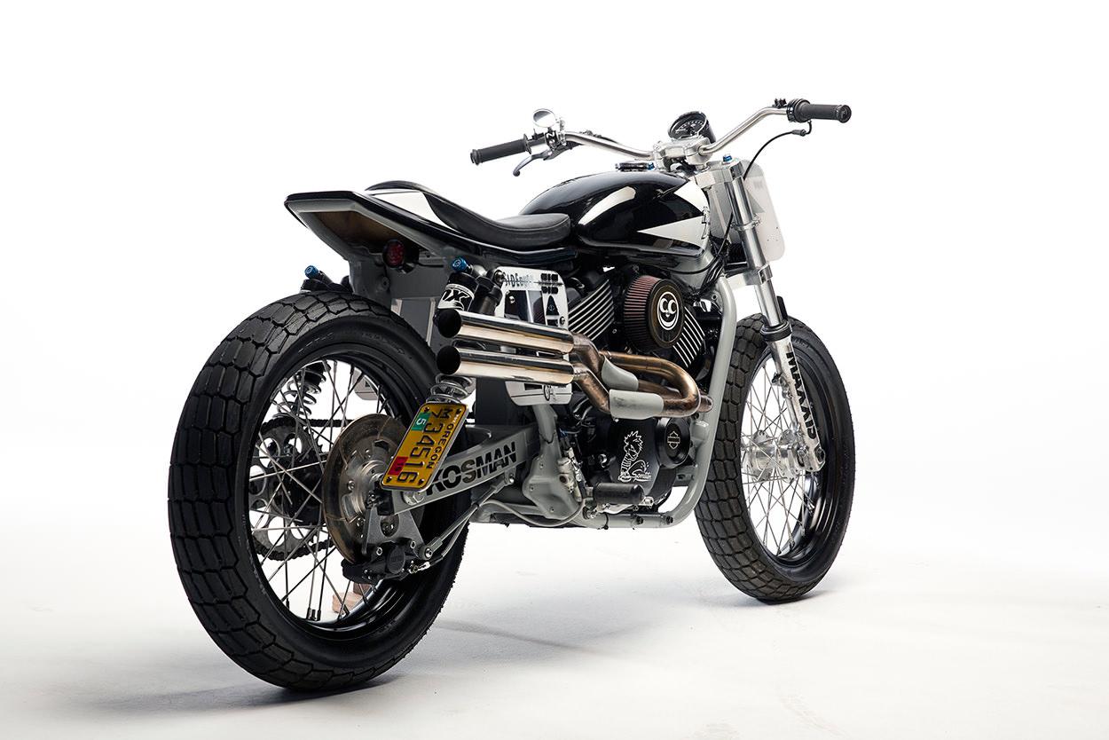 Racing Caf 232 Harley Xg 750 Flat Track By See See Motorcycles