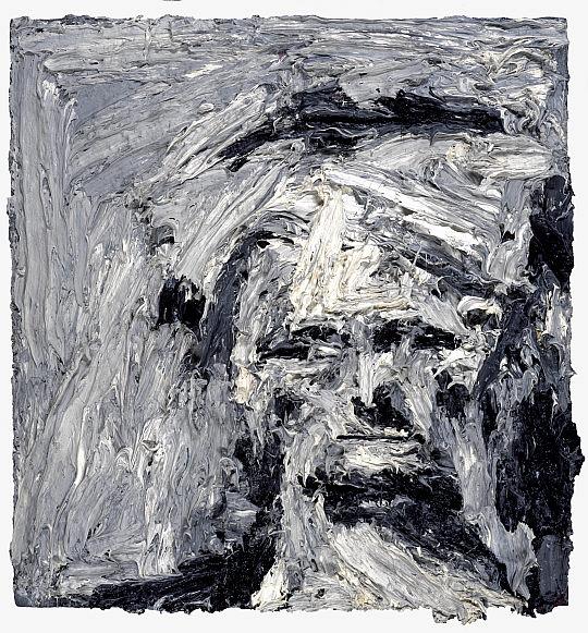Art 020 - Journal: Frank Auerbach