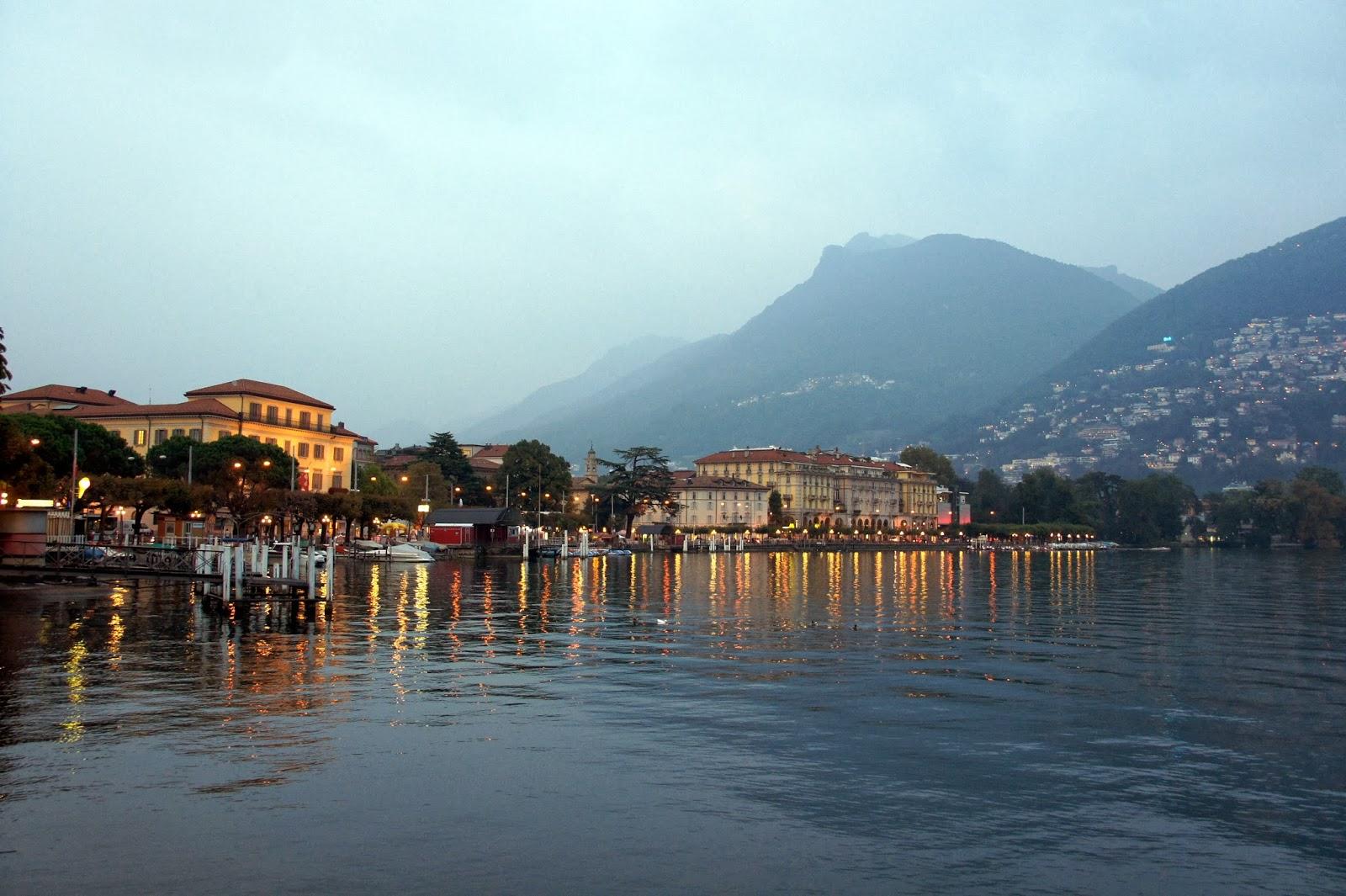 11 Stories: 2011/09/24 瑞士景觀火車之旅10日 聖莫里茲—棕櫚特快車—高山湖區—盧加洛Lugano