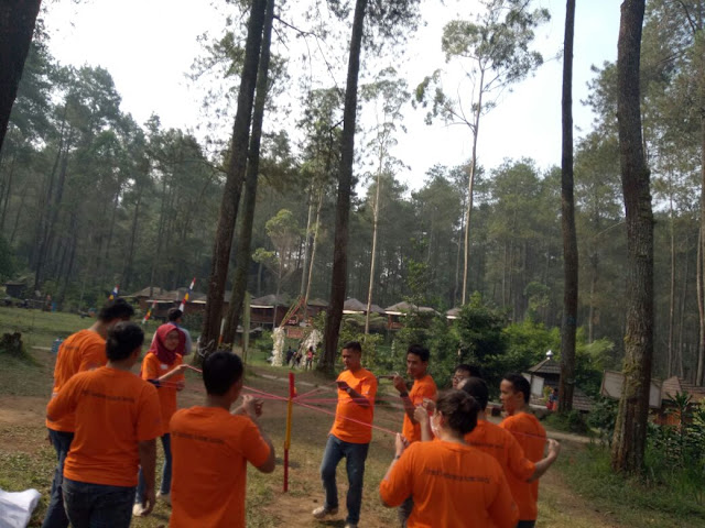 MANFAAT DAN TUJUAN GATHERING / OUTING - OUTBOUND LEMBANG - OUTBOUND BANDUNG - OUTBOUND CIKOLE