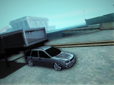 GTA SA - Chevrolet Corsa Wagon 2001 Baixo de 18 do Astra GSI 7