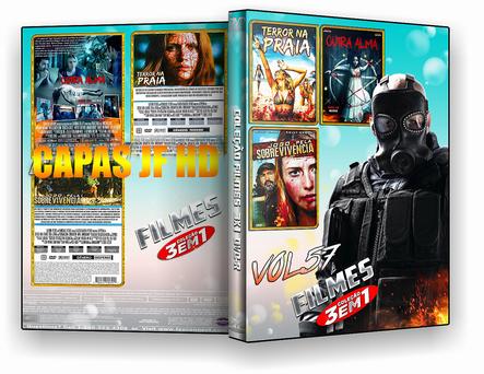 CAPA DVD – COLEÇÃO 3X1 VOL 57 – ISO