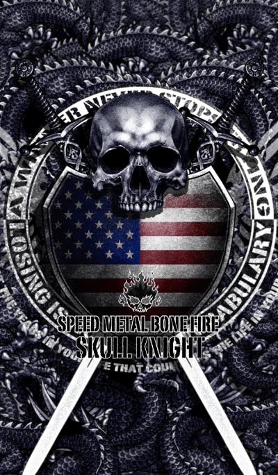Skull knight American version