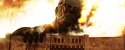 Shingek noi Kyojin episodio final evento