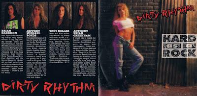 """Ανεπίσημο (και sexy) βίντεο του τραγουδιού των Dirty Rhythm """"Hard As A Rock"""" από τον ομότιτλο δίσκο τους"""