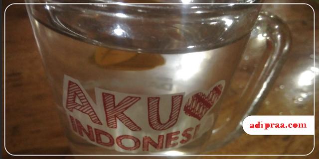 Rutin minum air putih itu baik | adipraa.com