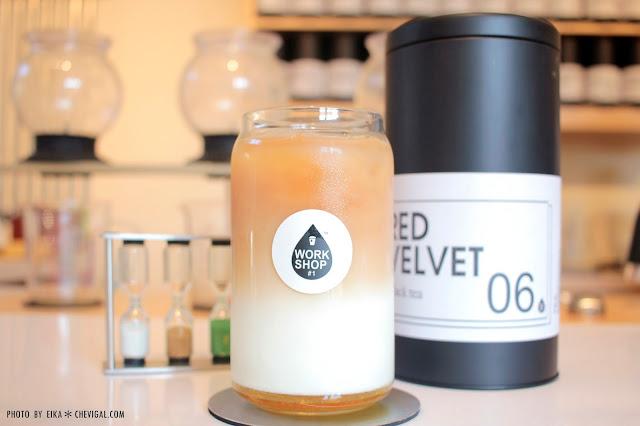MG 0060 - 逢甲商圈│Workshop #1。英倫茶罐間的繽紛魔幻茶飲。還有輕焙咖啡陪你度過悠閒時光