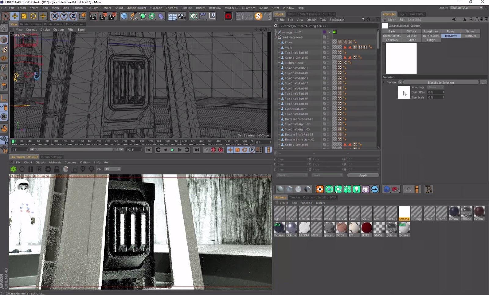🌱 Octane render cinema 4d free download | Octane Render 3 Crack