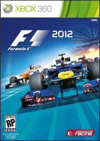 Formula 1 2012 PT-BR (X-BOX360)