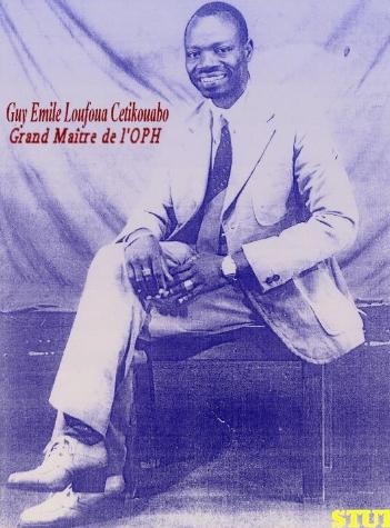 Guy Emile Loufoua Cetikouabo.