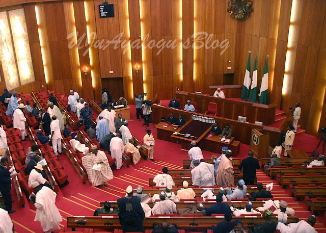 Shake-up In Senate As Saraki Reshuffles Committees