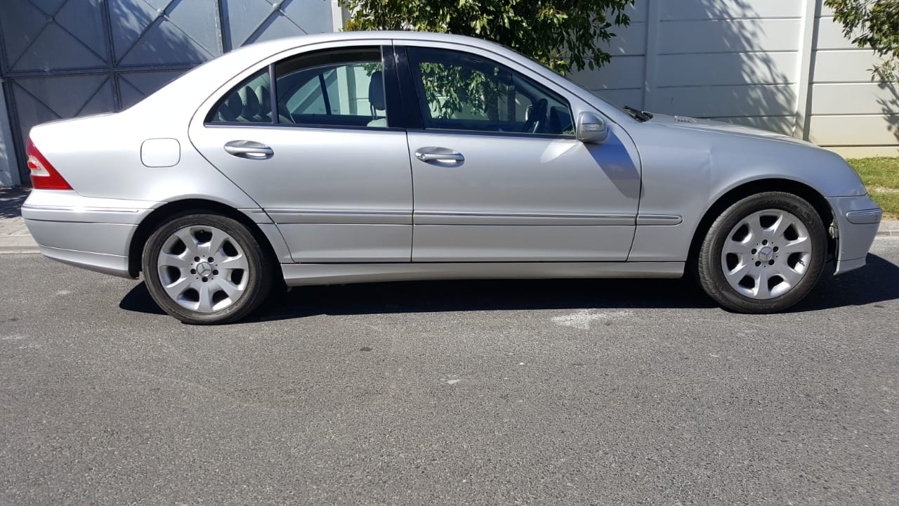 QUICK PMS AUTOS: 2004 Merc C200