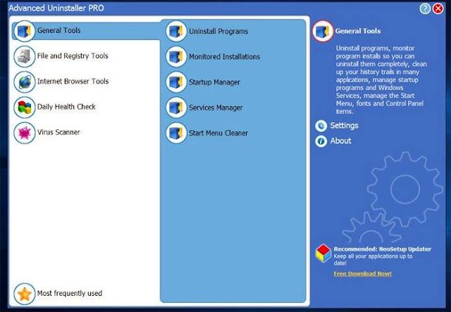 Advanced Uninstaller Pro é uma suíte completa de remoção