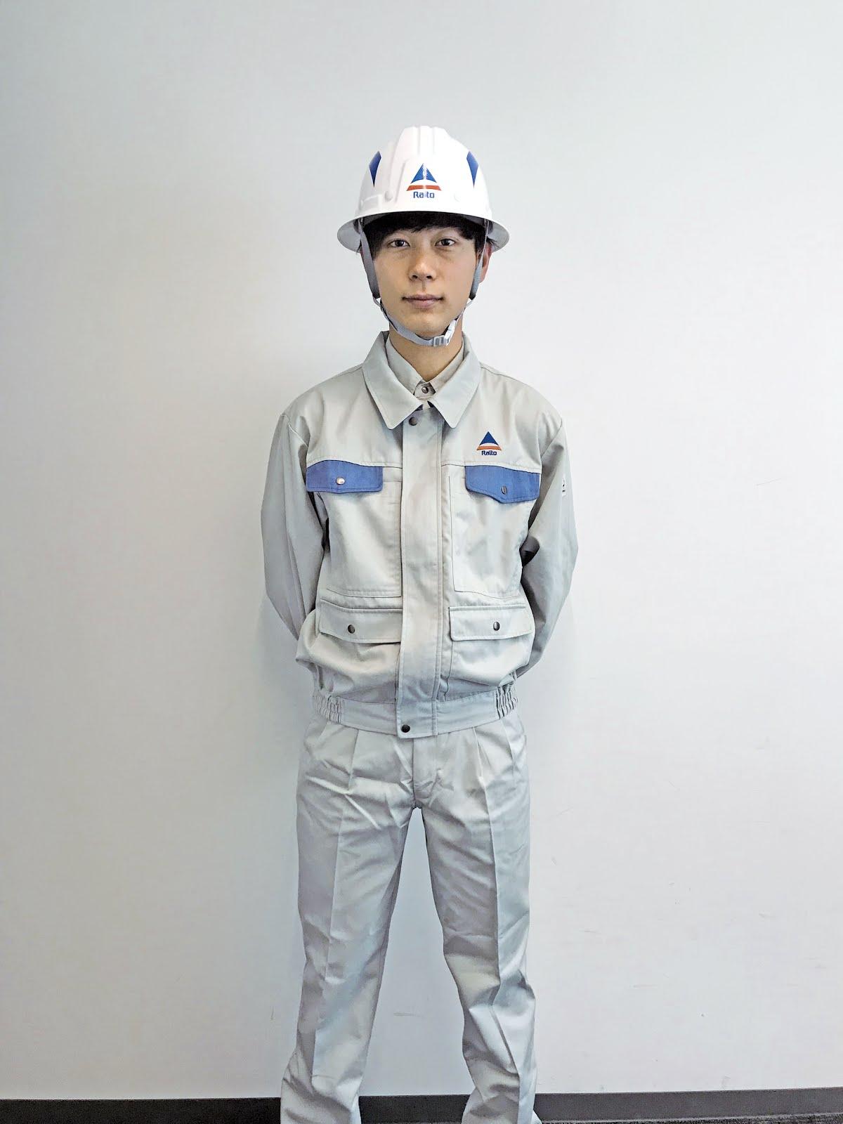 日刊建設工業新聞ブログ: 【やっぱり!マイ・ユニホーム!!】ライト ...