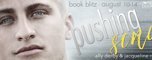 Blitz: Pushing Send by Jacqueline Ross & Ally Derby