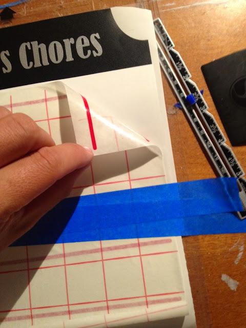 Silhouette tutorial, chalkboard vinyl, cutting mat, Adhesive vinyl, vinyl adhesive
