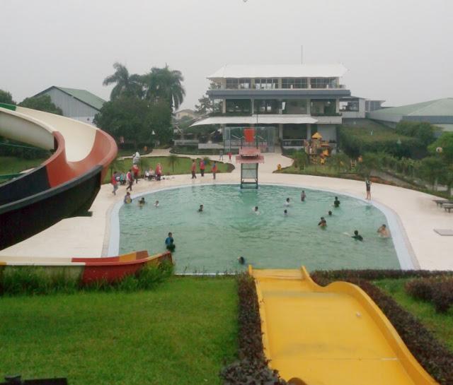 kolam renang highland park resort hotel bogor