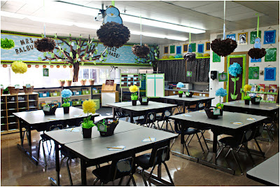 Kleinspiration: Beautiful Classroom Design Themes from Schoolgirl ...