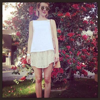 Coachella 2014 Emma Roberts