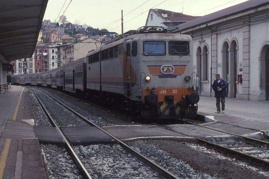 Stasiun La Spezia Centrale