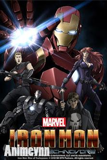 Iron Man -Người Sắt - Iron Man 2013 Poster