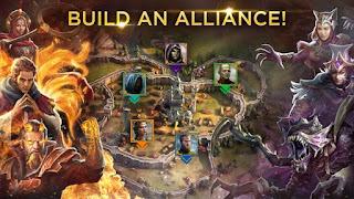 Game Rival Kingdoms V1.45.0.3782 MOD Apk Terbaru