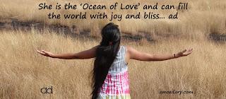 ad, ameedarji, PositiveChange, Positivity, Peace, Happiness, Love, Bliss, Joy, WomanEmpowerment, RisingofWoman, Feminine, WomanQualities, Equality, Humanity,