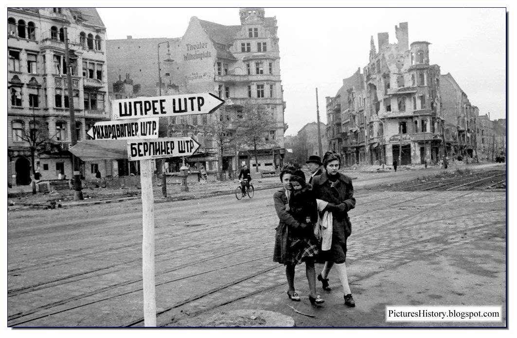 Berlin women raped 1945