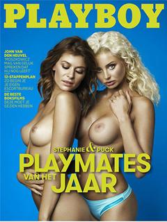 Revista Playboy Holanda-Octubre 2015 PDF Digital
