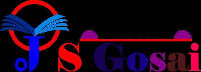 J.S GOSAI :- EDU GUJARAT
