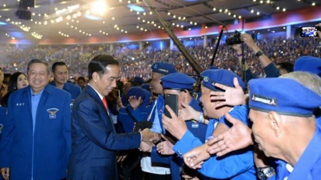 SBY: Mari Dukung dan Ingatkan Jokowi